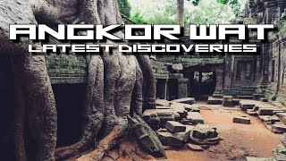 Hidden Cities Discovered In The Jungle Ruins of Angkor Wat!!