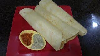 Instant Rice Flour Dosa