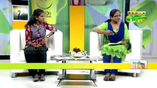 Susmesh Chandroth as guest in MediaOne Morning News