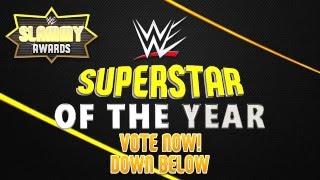 Superstar of the Year: WWE Slammy Awards 2015