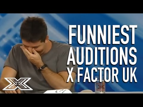 Funniest Auditions on X Factor UK Vol.1