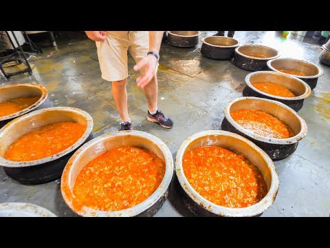 Xxx Mp4 Indian Street Food FACTORY Enter Street Food HEAVEN Hyderabad India BEST Street Food In India 3gp Sex