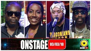 Khago, Munga, Jafrass, Karen Smith - Onstage March 3, 2018 (Full Show)