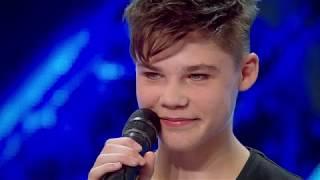 Cristian Porcari din Chisinau la X Factor Romania 2017