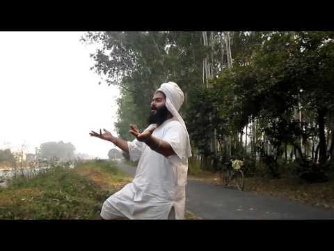 Amazing punjabi singer. RAW TALENT