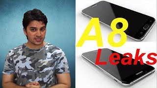 [ Hindi-हिन्दी ] Samsung Galaxy A8 (2016) : Leaks and Rumors || Everything you need to know