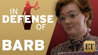 In Defense of Barb From Netflix
