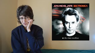 Jean-Michel Jarre - Electronica 1: The Time Machine (Album Review)