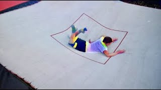 TOP 10 WORLDS BEST TRAMPOLINES 2017
