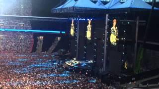 Ed Sheeran Live at Wembley Stadium on 11 July 2015