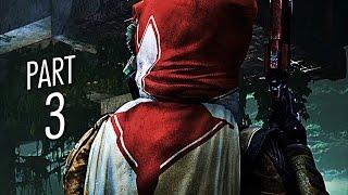 Destiny Gameplay Walkthrough Part 3 - House of Devils - Mission 3 (PS4)