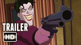 Batman: The Killing Joke Official Trailer #1 (2016) | Mark Hamill Movie