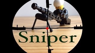 Tutorial ✔️ How to make a LEGO Sniper Rifle