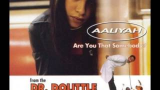 Aaliyah feat. Supafriendz - Are You That Somebody? (Remix)