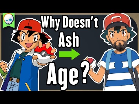 5 Pokemon Theories about Ash Ketchum Never Aging Gnoggin
