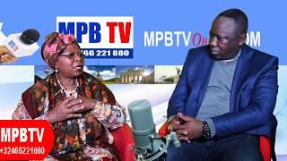 MPBTV-Emission Politique Rien à Cacher du 17 Oct.2017-Crie d'Alerte de Justine Kasa-Vubu