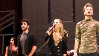 Anastacia - Madrid (09/04/2016) - Who's Loving You? (with Auryn)