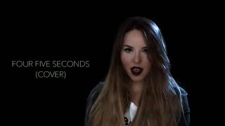 FOUR FIVE SECONDS - LAURA MARIE  (COVER)