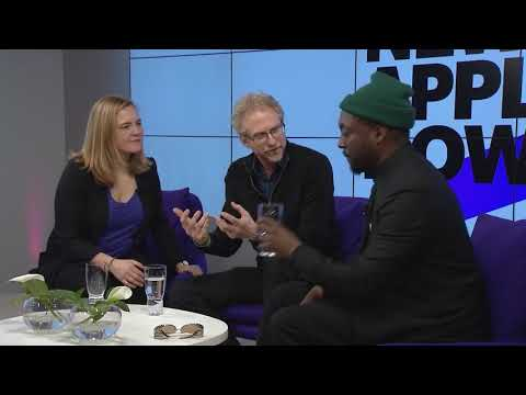 Xxx Mp4 WEF 18 Accenture Talking AI With Will I Am Wired 3gp Sex
