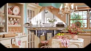 Vintage ev dekorasyonu modelleri