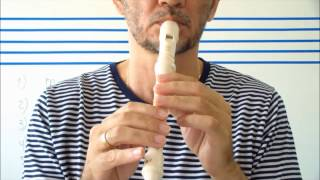 RECORDER - FLUTE -FIVE EASY MUSIC-