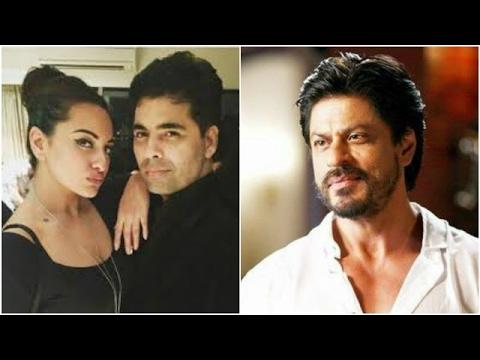 Sonakshi & Karan Johar Confused | Shahrukh To Host Again On Tv
