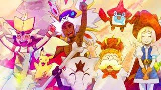 Pokémon Sole e Luna episodio 93 - In Sintesi