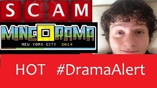 Mineorama Cancelled! - Scam #DramaAlert SkydoesMinecraft EXPOSED EVENT!