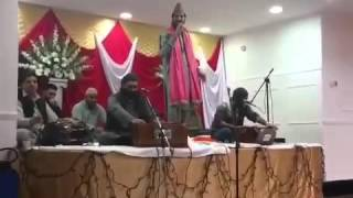 London qawwali with qari waheed chishti & Ahmed Zaman & tazim