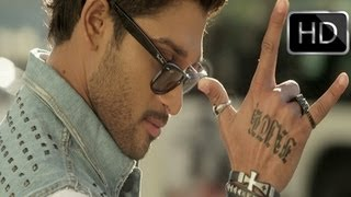 Iddarammayilatho Run Run Song Trailer - Allu Arjun, Amala Paul, Catherine Tresa