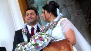 Wedding Highlights of Jose Mulavana & Merlin
