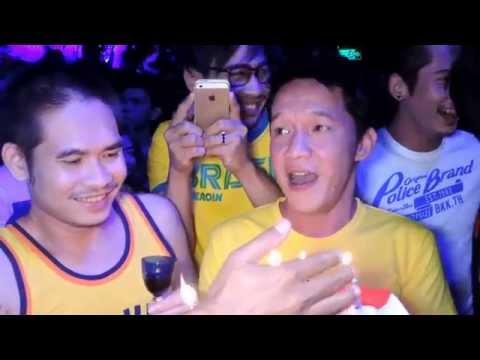 PARTY K' SAK & HBD. K' Mhoo