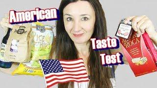 American Taste Test Tahoe Taffy River City Soda - Cheeky Tam