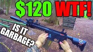 $120 Gun | DOES IT SUCK?