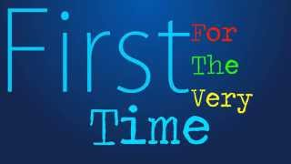 Gedina - First Time, First Love Lyric Video(Kiss Happiness Coca-Cola)
