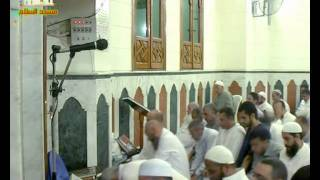 القارىء الشيخ عبدالله حمزة من مسجد السلام بطنطا (1)