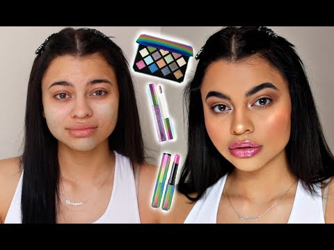 GRWM: NEW FENTY BEAUTY GALAXY COLLECTION (HONEST REVIEW)