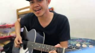 anji - berhenti di kamu gitar cover by rifan yunizar