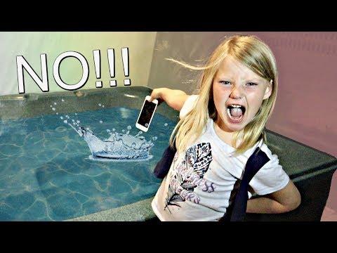 Xxx Mp4 My Mom S IPhone In A Hot Tub PRANK 3gp Sex