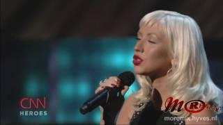 Christina Aguilera - Beautiful Live