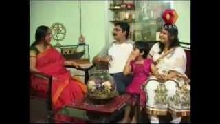 Ravishankar and Family  intervw