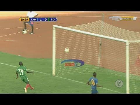 HIGHLIGHTS: TANZANIA 2-1 BURUNDI (CECAFA U17 AFCON QUALIFIER)