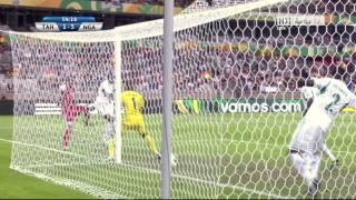 Tahiti 1-3 Nigeria [Tehau]ᴴᴰ