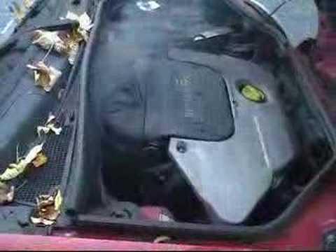 Renault Kangoo 1.9dti: Starting Troubles