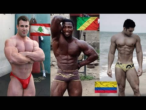 TOP 10 Countries where men have the Biggest Penis size