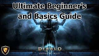 [D3] Ultimate Beginner's / Basics Guide for Diablo 3 (New 2018)