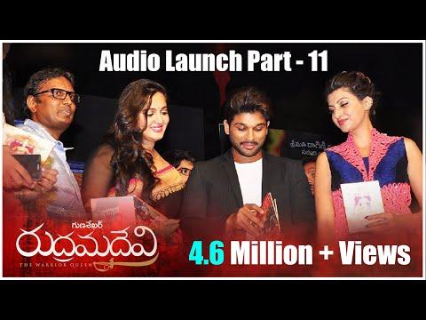 Xxx Mp4 Rudrama Devi Movie Audio Launch Part 4 Anushka Allu Arjun Rana 3gp Sex