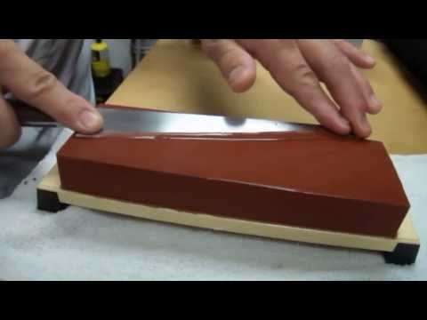 Xxx Mp4 Sharpening Knife On A Whetstone With Master Sushi Chef Hiro Terada 3gp Sex