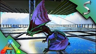 TAPEJARA SOLO TAME! TAPEJARA & ARCHA BREEDING + IMPRINTING! | Ark: Survival Evolved [S2E63]