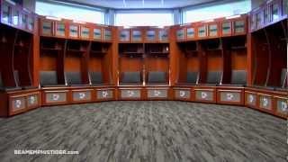 Memphis Football: Locker Room Tour